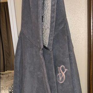 Lavender Victoria Secret robe